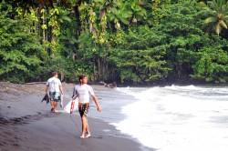Honoli'i Beach in Hilo