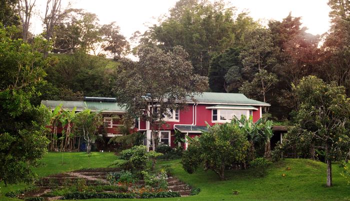 Keolamauloa - main residence